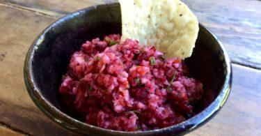hibiscus salsa